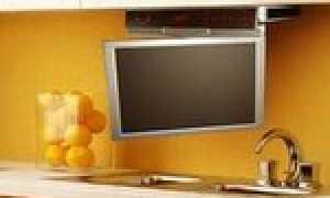 Почему телевизор на кухне опасен: причины