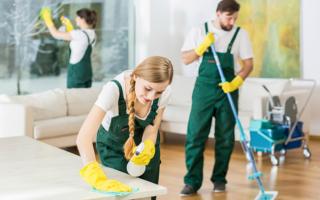 Как мыть полы в квартире после ремонта или в обычный день
