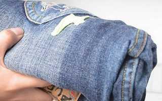 Как отстирать монтажную пену с одежды в домашних условиях