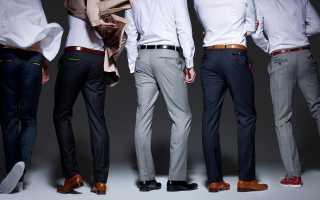 Как сделать стрелки на брюках: описание, подготовка, рекомендации, инструкция