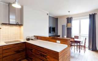 Правильная планировка и интерьер маленькой квартиры: фото, советы