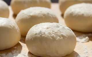 Сдобное тесто для булочек: самое вкусное, нежное на кефире