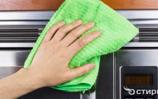Как отмыть микроволновку: народные средства удаления жира в домашних условиях