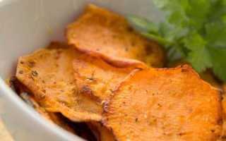 Диетические чипсы: 3 рецепта чипс, которые не принесут вреда