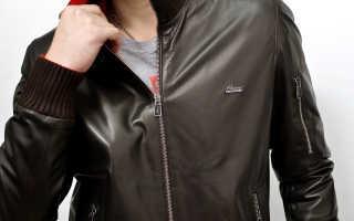 Как разгладить кожаную куртку в домашних условиях: эффективные способы