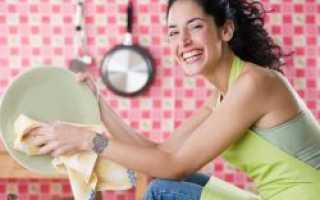 Чем помыть посуду, если нет моющего средства – без химии