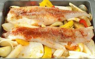 Минтай с картошкой в духовке, самый вкусный рецепт с фото пошагово