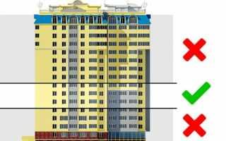 На каком этаже лучше жить: мнение врачей
