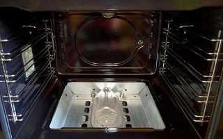 Как очистить духовку: способы очистки духового шкафа от застарелого жира и нагара
