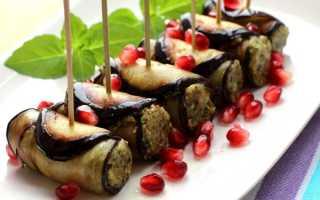 Баклажаны по-грузински: самый вкусный рецепт быстрого приготовления