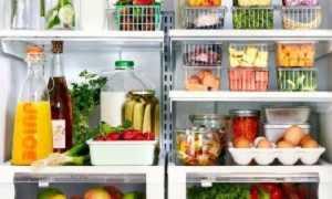 Как правильно организовать хранение продуктов: советы, фото