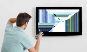 Телевизор LG – звук есть, а изображения нет, что делать?