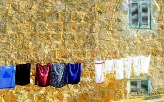 Как вывести жирное пятно с одежды: быстро и эффективно