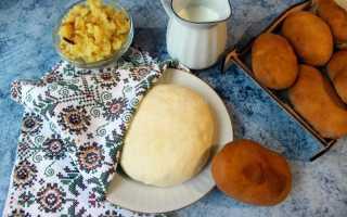 Быстрое тесто для пирожков за 15 минут на кефире без дрожжей