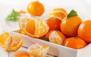 Как хранить мандарины в домашних условиях, в квартире, до Нового года