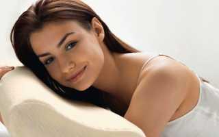 Как правильно выбрать ортопедическую подушку: виды подушек, какие бывают формы и наполнители