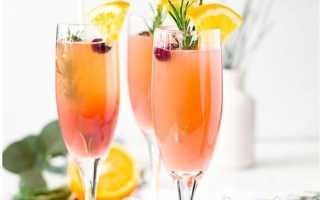 Лучшие идеи, чем заменить шампанское на новогоднем столе: 7 вкусных вариантов