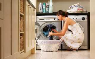 Как правильно стирать в машинке-автомат: сортировка белья, выбор стирального порошка, использование режимов