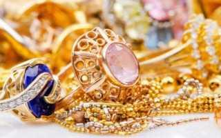 Как почистить золото с камнями в домашних условиях быстро и эффективно