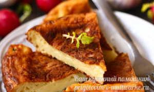 Ленивые хачапури с сыром на сковороде, рецепт с фото пошагово