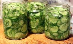 Салат из огурцов на зиму, пальчики оближешь – пошаговый рецепт с фото