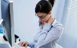 Быстрые упражнения для тех, у кого сидячая работа: важно знать