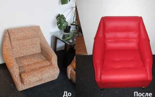 Как перетянуть кресло своими руками пошагово: этапы разборки, пошива и сборки