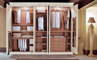 Идеи для хранения вещей в спальне: советы