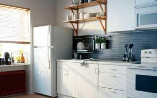 Можно ли ставить холодильник рядом с батареей: на каком расстоянии допустимо разместить