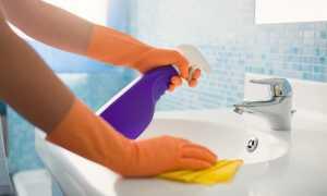Способы очищения труднодоступных мест: советы