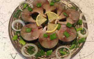 Скумбрия в луковой шелухе: самый вкусный рецепт как копченая