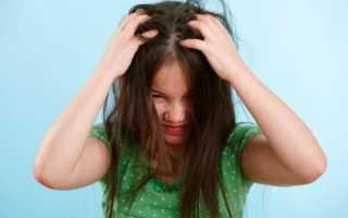 Как вывести вшей у ребенка с длинными волосами в домашних условиях