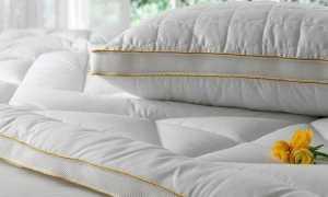 Какой наполнитель для подушек лучше: как правильно выбрать, отзывы