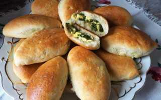 Жареные пирожки на кефире как пух, рецепт без дрожжей с фото пошагово