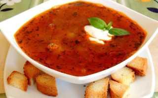 Сколько хранится суп в холодильнике