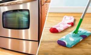 Простые советы по уборке дома, которые сэкономят кучу времени