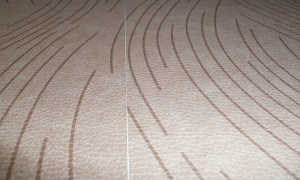 Исправление стыков на обоях: пошагово, советы