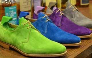Как покрасить замшевую обувь в домашних условиях, можно ли покрасить замшевую обувь в другой цвет: способы покраски, правильный уход