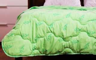 Как стирать бамбуковое одеяло в стиральной машине: рекомендации по стирке