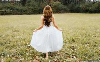 Как и чем накрахмалить платье в домашних условиях