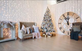 Как украсить дом на Рождество своими руками 2020 идеи, фото