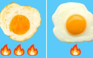 Секреты приготовления идеальной яичницы от шеф-повара: советы