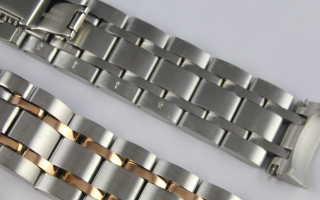 Как укоротить браслет на часах в домашних условиях