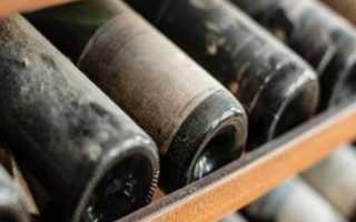Зачем у винных бутылок делают вогнутое дно: интересно знать
