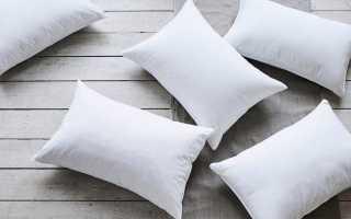 Наполнитель для подушек: характеристика, достоинства и недостатки натуральных и синтетических материалов