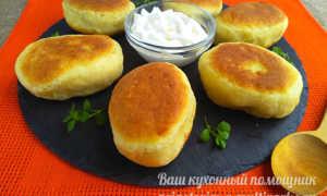 Пирожки за 10 минут – безумно вкусно, быстро и очень легко, рецепт с фото пошагово