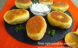 Пирожки на кефире за 10 минут: безумно вкусно, быстро и очень легко