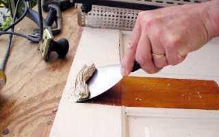 Как снять старую краску с двери деревянной и металиической: способы и средства
