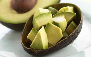 Как чистить авокадо в домашних условиях