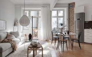 Интерьер квартиры в скандинавском стиле: реальные фото, идеи 2020